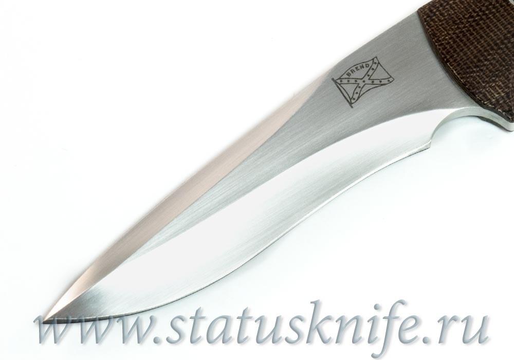 Нож Boot Knife Limited Walter Brend - фотография