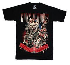BTB Guns N' Roses — Футболка Склонность к разрушению