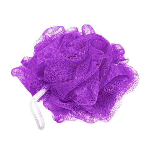Мочалка для душа «Бант» (4 цветов)