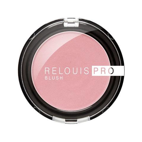 Румяна компактные Relouis Pro Blush тон 72 Pink Lily
