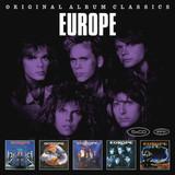 Europe / Original Album Classics (5CD)