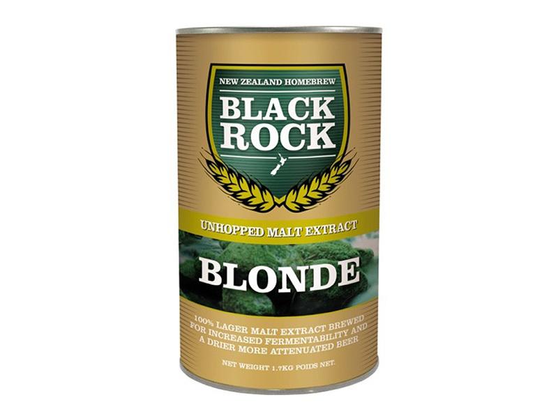 Экстракты Неохмеленный экстракт Black Rock Blond blonde-malt-extract.jpg