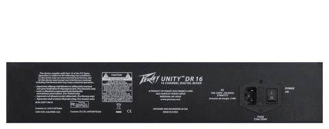 Цифровые Peavey Unity DR 16