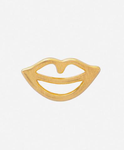 Моно-серьга Secret Gold