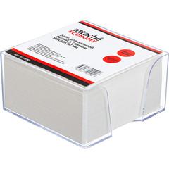 Блок для записей Attache Economy 90x90x50 мм белый в боксе (плотность 65 г/кв.м)