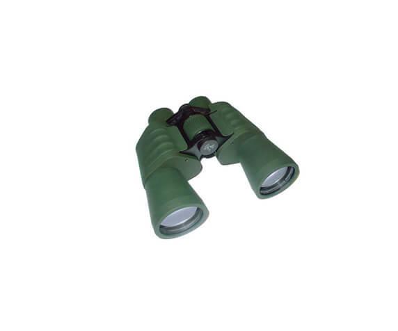 Бинокль Navigator 10x50 Profi с сеткой, зеленый - фото 1
