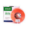 ESUN ABS+ 1.75 мм, 1 кг, оранжевый