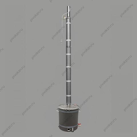 Ректификационный комплект ХД-2 Спирт, 37л с ТЭН