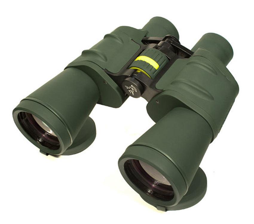Бинокль Sturman 20x50 зелёный - фото