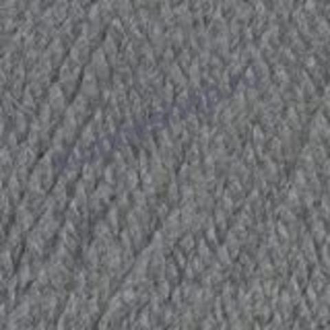 Пряжа ПОДМОСКОВНАЯ (Троицкая) 439 серый