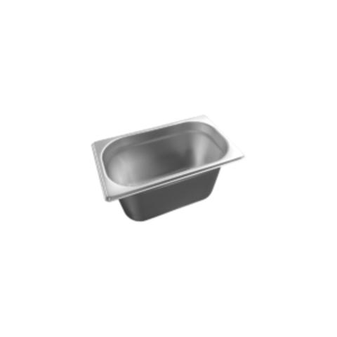 Гастроемкость GN1/4*150mm, 265х162х150*0,7мм (нерж.сталь)