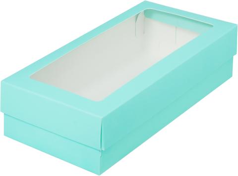 Коробка 21*11*5,5 см(тиффани)