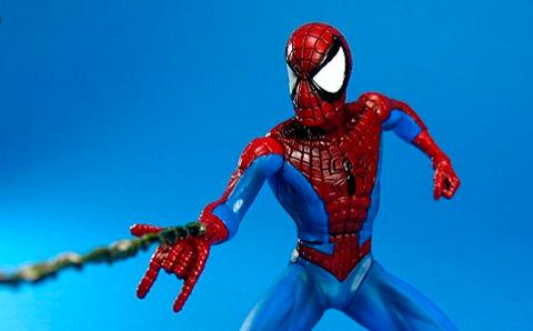 Марвел Селект фигурка Человек Паук Ultimate