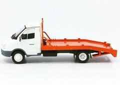 GAZ-3302 Gazelle tow truck Russia 1:43 DeAgostini Service Vehicle #56