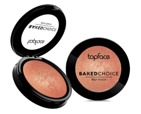 TopFace Румяна Baked Choice Rich Touch  Blush On  тон 004- РТ703 (5г)