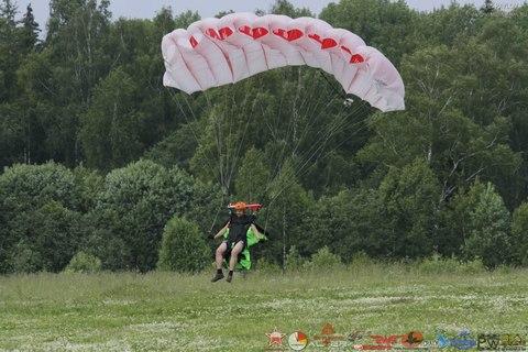 Skylark Skipper - Основной парашют