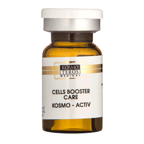 Клеточный активатор KOSMO - ACTIV (алопеция, целлюлит, жирная кожа, купероз, лифтинг), 6 мл