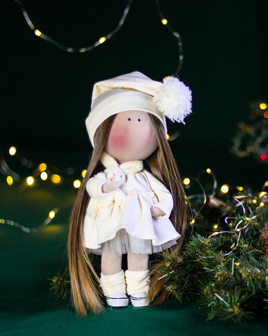 Лялька Джанін. Колекція La Petite.