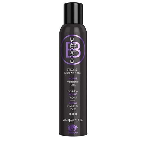 Farmagan Bioactive Styling: Моделирующий мусс для волос сильной фиксации (Strong Wave Mousse), 200мл