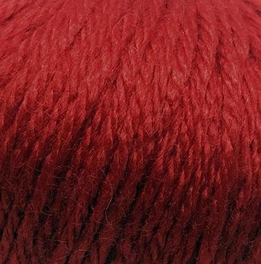 Пряжа Gazzal Baby Wool XL красный 811