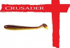 Виброхвост Crusader No.02 80мм, цв.213, 10шт.