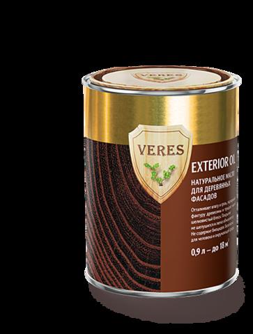VERES OIL EXTERIOR/ВЕРЕС ОЙЛ ЭКСТЕРИОР масло для деревянных поверхностей для наружных работ
