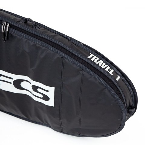 Чехол для сёрфборда FCS Travel 1 Funboard Surfboard Cover 6'0
