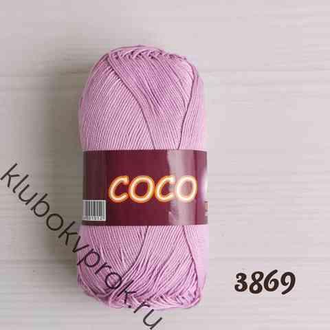 COCO VITA COTTON 3869, Сиреневый
