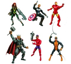 Marvel Legends 2012 Series 01