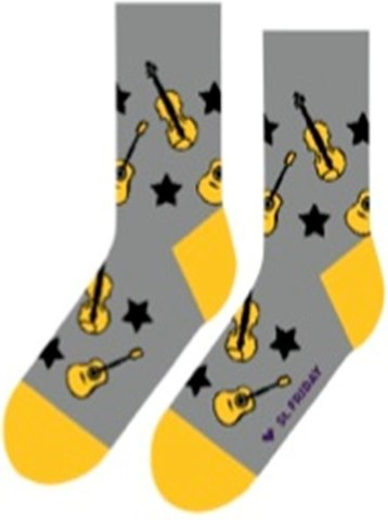 St.Friday Socks Уличные музыканты