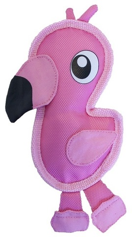 PETSTAGES OH FIRE BITERZ FLAMINGO MINI