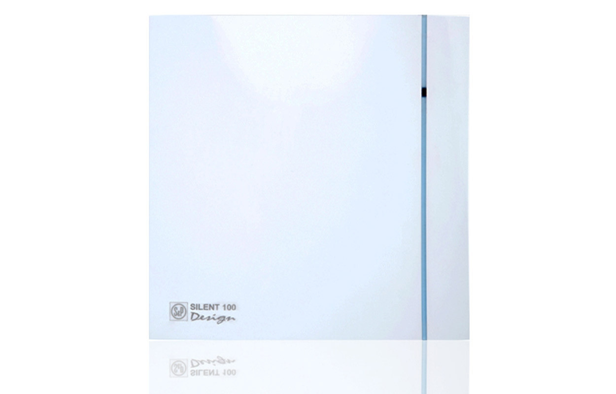 Silent Design series Накладной вентилятор Soler & Palau SILENT-300 CHZ PLUS DESIGN 3С 126259142_w640_h640_design_white_100.jpg
