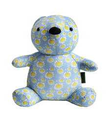 Подушка-игрушка антистресс Gekoko «МиниМишка Ромашковый» 2