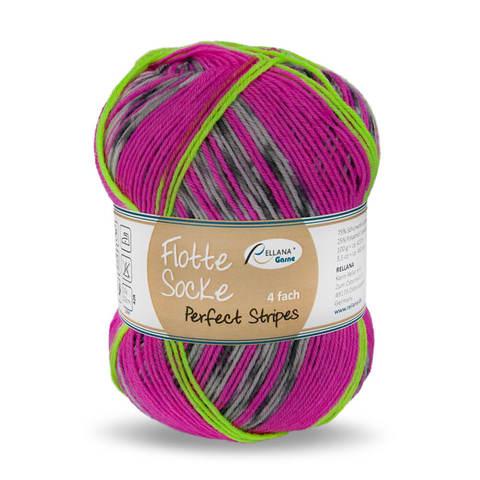 Rellana Flotte Socke Perfect Stripes 1173