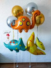 Заказать воздушные шары мальчику