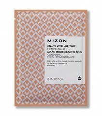 MIZON Enjoy Vital-Up Time Firming Mask Укрепляющая тканевая маска для лица 25 мл