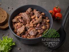 Туристическая еда Кронидов (Говядина с фасолью) - 2