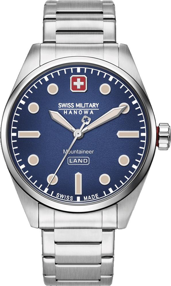 Часы мужские Swiss Military Hanowa 06-5345.7.04.003 Mountaineer