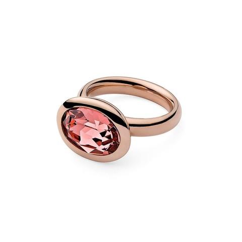 Кольцо Tivola Rose Peach 16.5 мм 631823 BR/RG