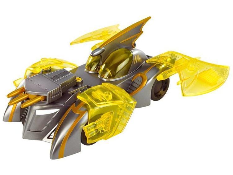 Stealth Strike Stealth Jet Batmobile