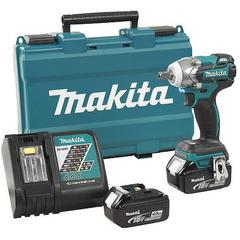 Гайковерт ударный аккумуляторный Makita DTW285RME