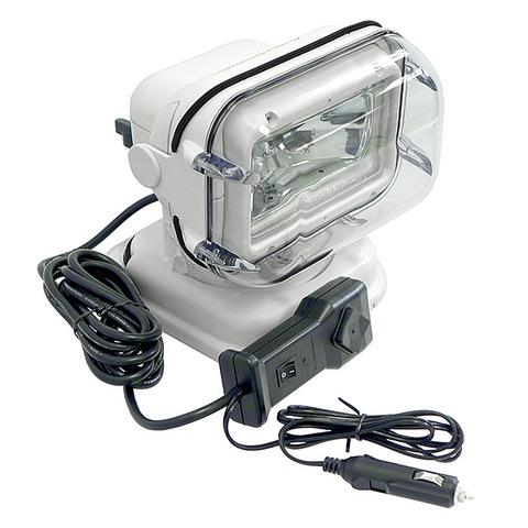 Прожектор стационарный галогеновый, с проводным пультом ДУ, белый (серия 960)