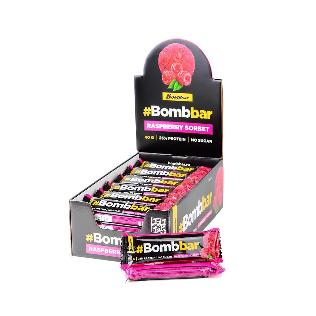 Батончик BOMBBAR в шоколаде