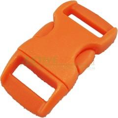 Фастекс Сплав 10 мм 1-17261/1-07262 (2 части) без регулировки оранжевый
