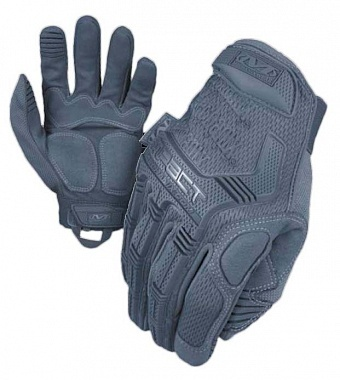 Перчатки Mechanix M-Pact Wolf Grey MPT-88