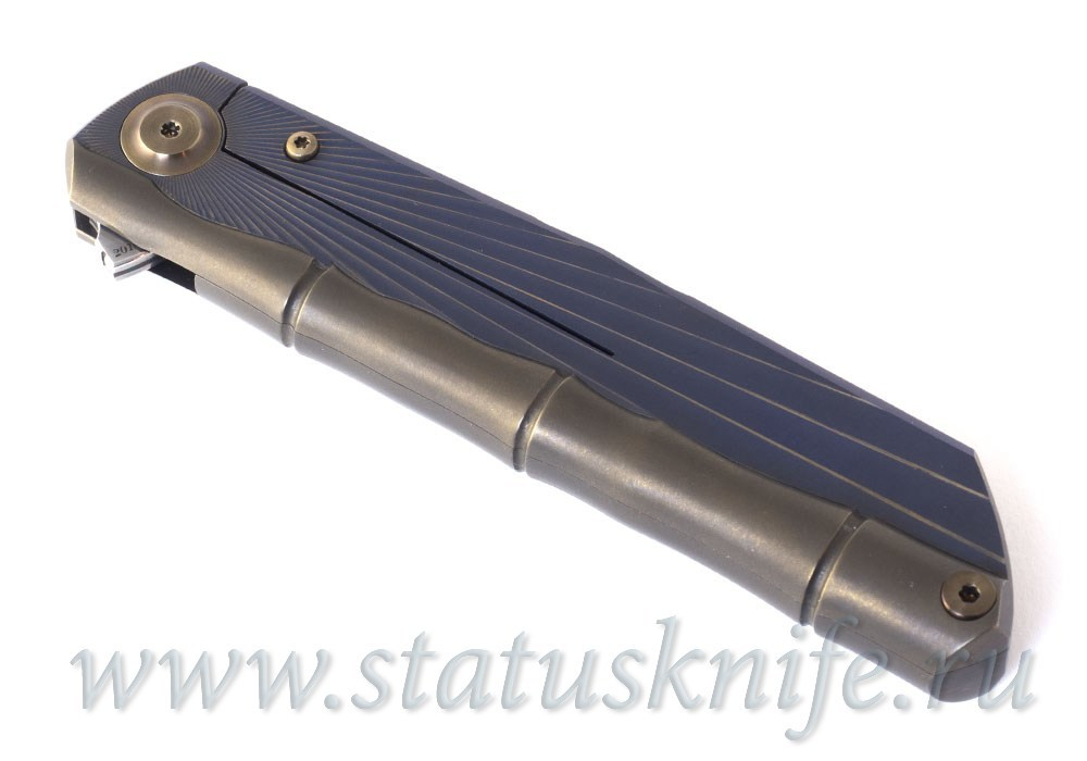 Нож Чебуркова Bamboo CUSTOM #5 - фотография