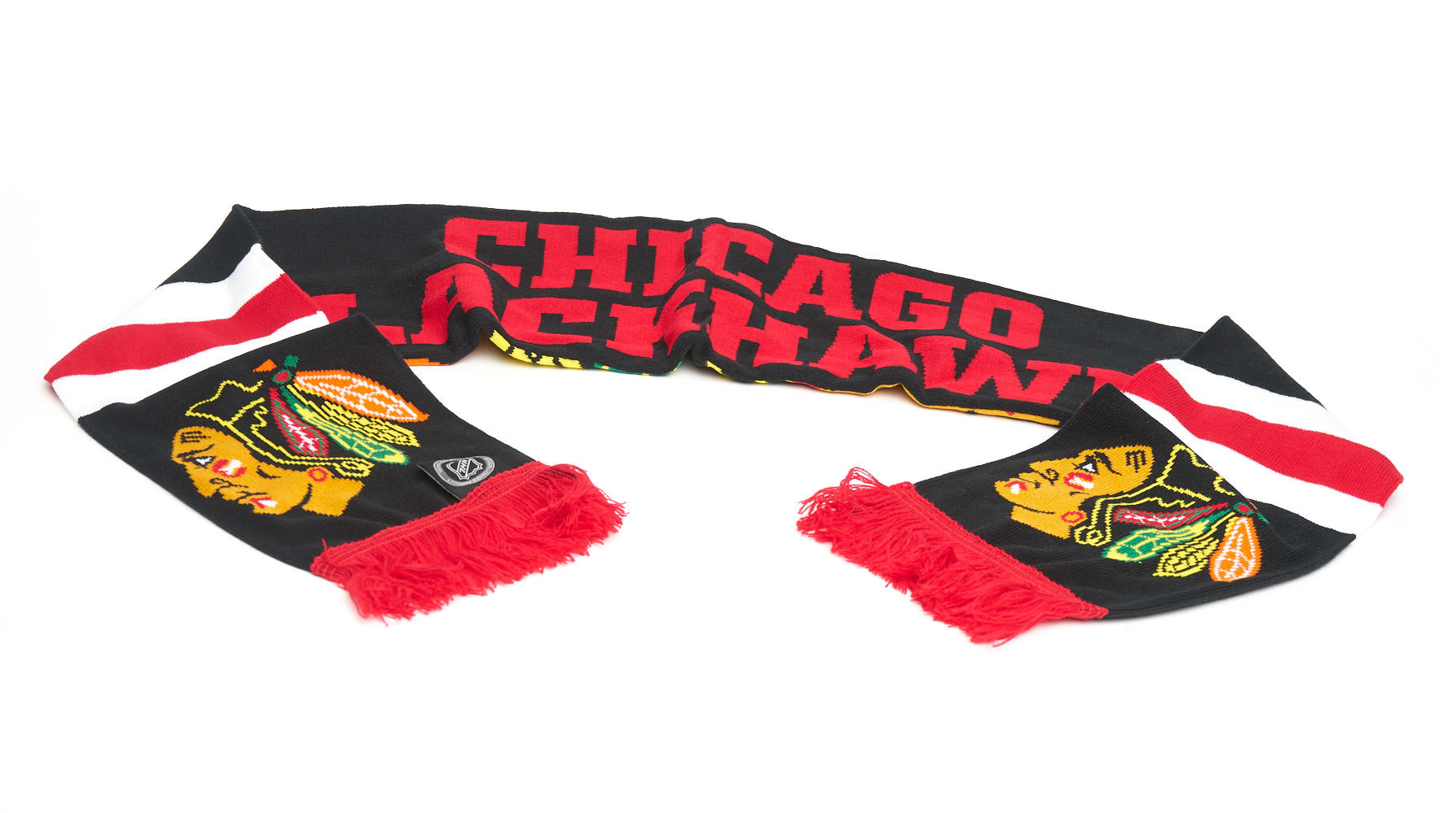Шарф NHL Chicago Blackhawks
