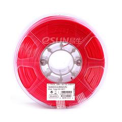 Фотография — ESUN ABS+ 1.75 мм, 1 кг, пурпурнокрасный