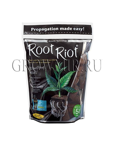 Growth Technology Root Riot  (APPROX 50)