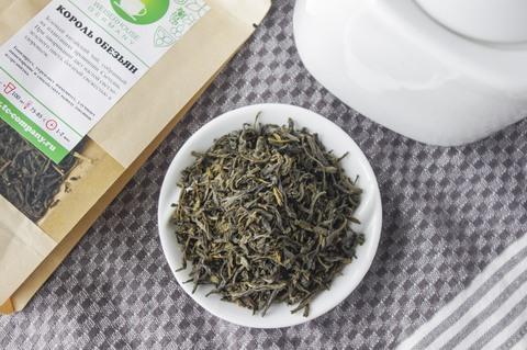 чай зеленый «Король обезьян»